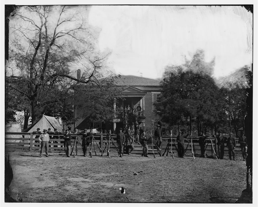 On April 9, 1865, Gen. Robert E. Lee surrendered to Gen. Ulysses S. Grant in Appomattox Court House, Va. #CivilWar150