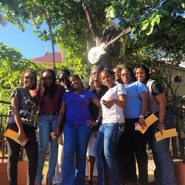 If not 4 #ObamaInJa many Jamaicans never see inside @bobmarleymuseum. I invite U 2 #DoTheTour. @HeadlineJamaica did http://t.co/E6bTAkYdbH