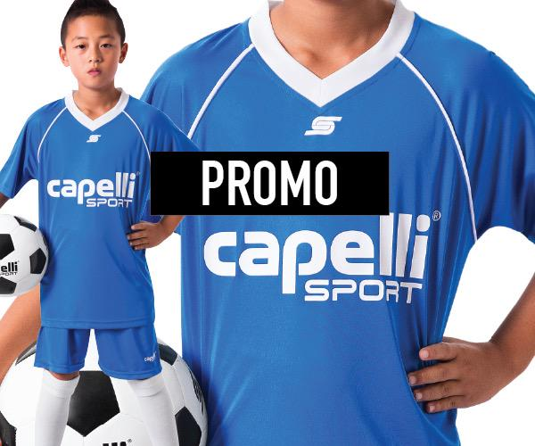 bb5f49e00 Our Uniform of the Week  the  PROMO   soccer  jersey  uniform  sportswear   capellisport  gotgamepic.twitter.com oXm6DE6FJY