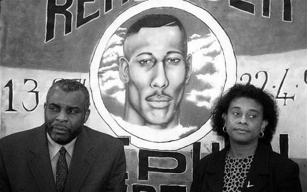 Neville and Doreen Lawrence (Parents of Stephen Lawrence)