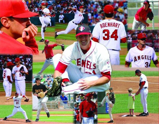 Nick Adenhart - forever in our hearts.  #Angels http://t.co/FaqJqYONZy