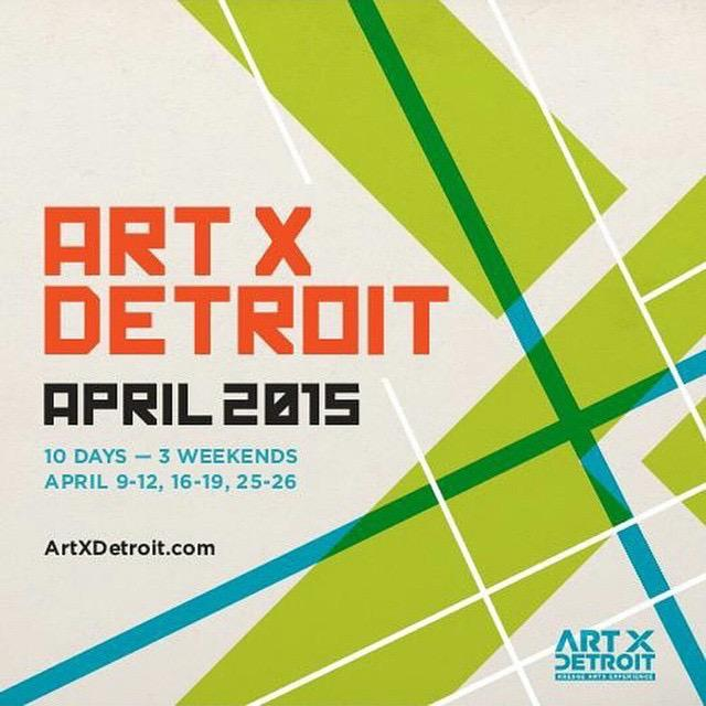 It's finally here! #ArtXDetroit kicks off tonight at 5pm and museum galleries open at 7pm. http://t.co/PVFTJbzEGi