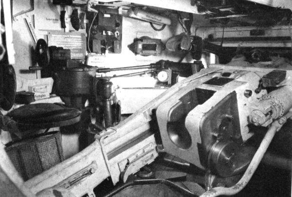 танк тигр фото внутри танка