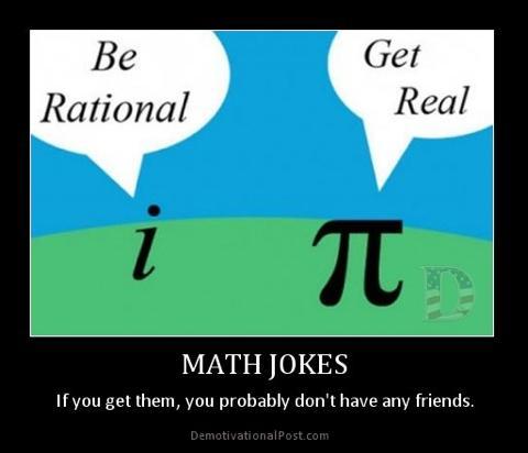 Robert Balderas On Twitter Math Joke Kinda Day Nerdlife Aka