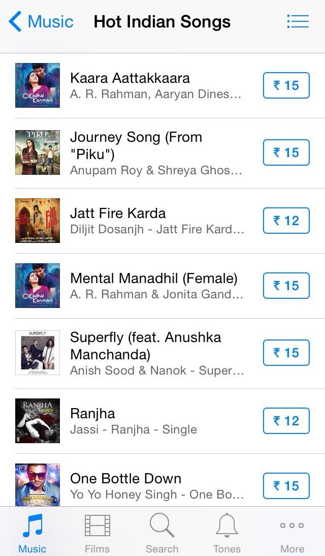 Spn Productions On Twitter Piku S Journey Song Ranks As The Best Hindi Song On Itunes Hot Indian Songs List Thank You For The Love Http T Co Uglx4wdmpi Enjoy romantic old hindi songs like pyar deewana hota hai and other melodious songs in the form of a this video is about armaan malik biography (success story) in hindi. hindi song on itunes hot indian songs