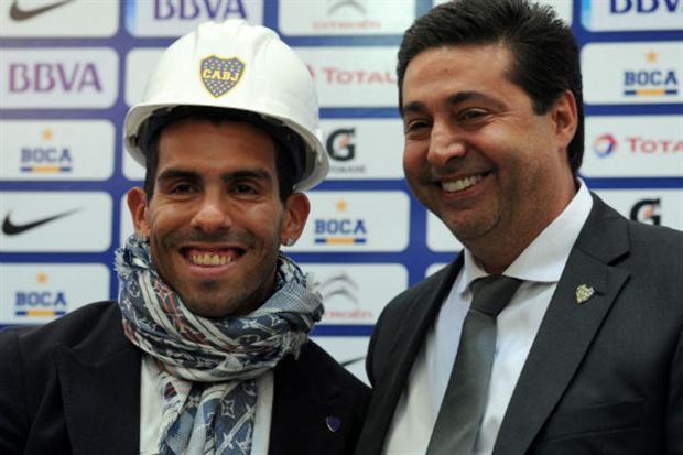 Calciomercato Juventus: Dybala al posto di Tevez che torna in Argentina con il Boca Jrs