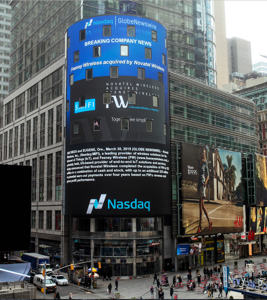 Tune in 4/10 to celebrate 15 years on the Nasdaq- rated one of 2015's best performing stocks! http://t.co/EZcfweztWh http://t.co/ZH7gf67ZR0
