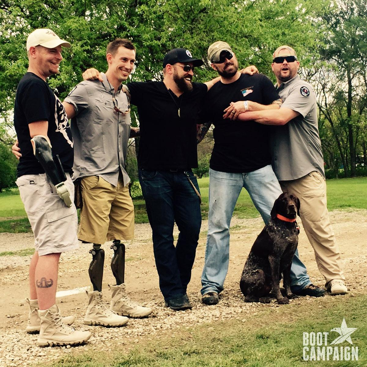 """Boot Campaign on Twitter: """"Marcus Burleson, @Johnny_Joey ..."""