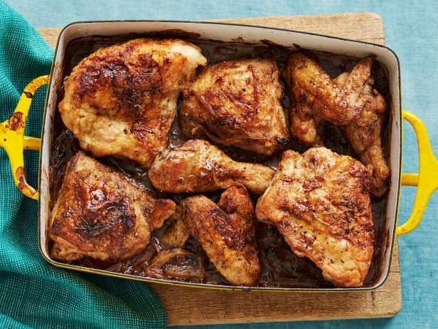 Food Network On Twitter Recipe Of The Day 5 Star Simple Baked