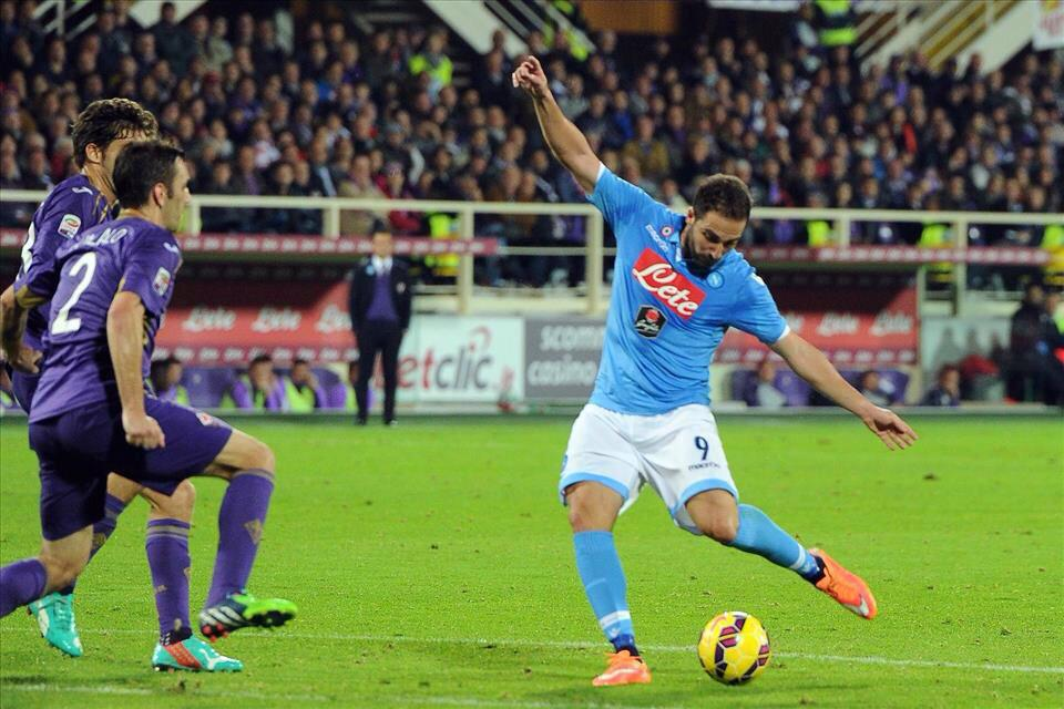 Napoli-Fiorentina Live su RojaDirecta: info diretta tv streaming oggi 12 aprile