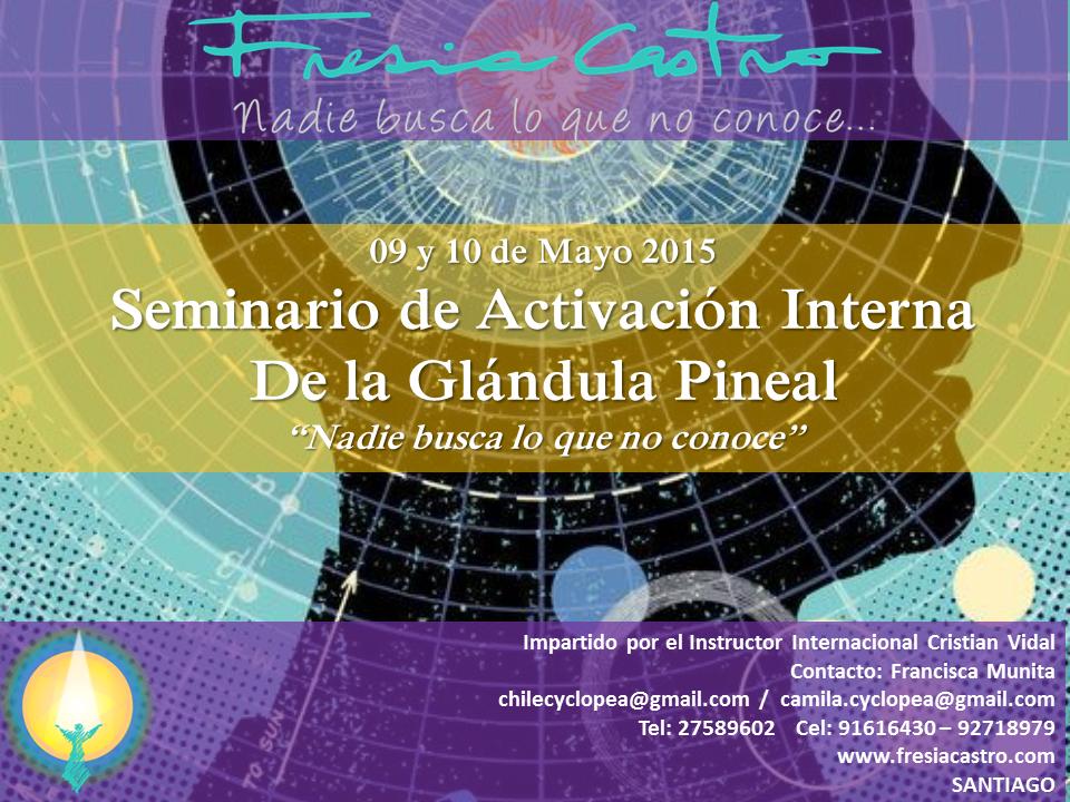 Fresia castro glandula pineal