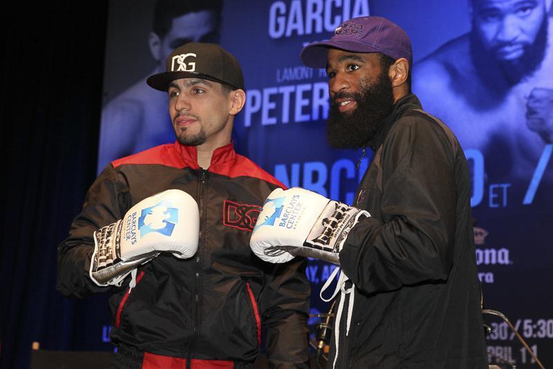 Boxe: Garcia vs Peterson, info orari e diretta tv streaming