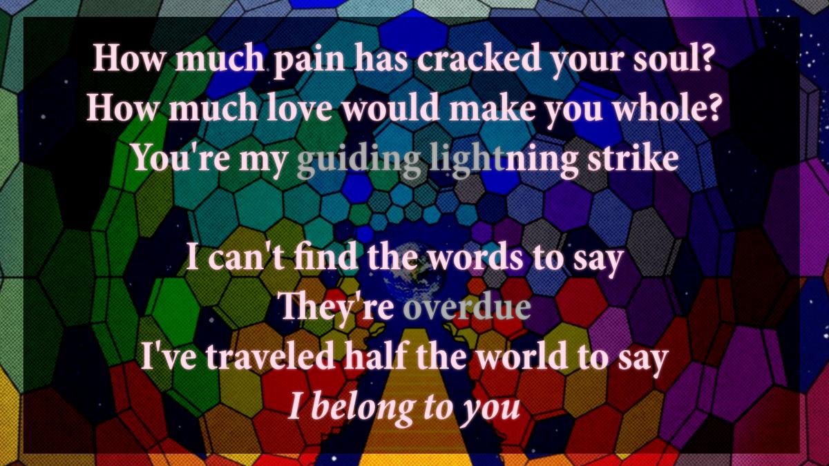 &quot;I Belong to You (+Mon Cœur S&#39;ouvre à Ta Voix)&quot;, from The Resistance (2009) <br>http://pic.twitter.com/jtYUmLCazg
