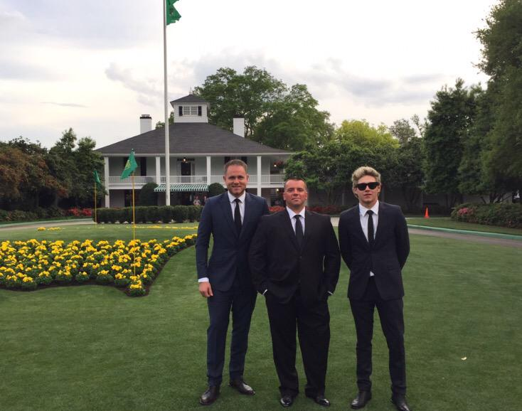 A fantastic night at @TheMasters. A night to remember @M1Jarvis @NiallOfficial #Masters2015