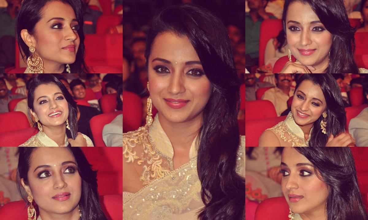 Trisha plays dual role for a multilingual