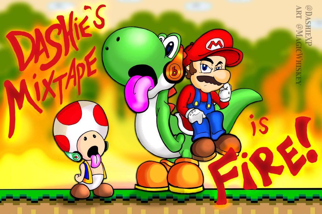 .@DashieXP's mixtape is FIRE! #art http://t.co/wu7t0u4fSP