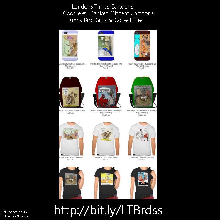 See @LTCartoons #zazzle Google #1rnkd #offbeat #cartoon #bird #gifts & #collectibles http://bit.lyLTBrdss #birding https://t.co/GN2RiP6oaN