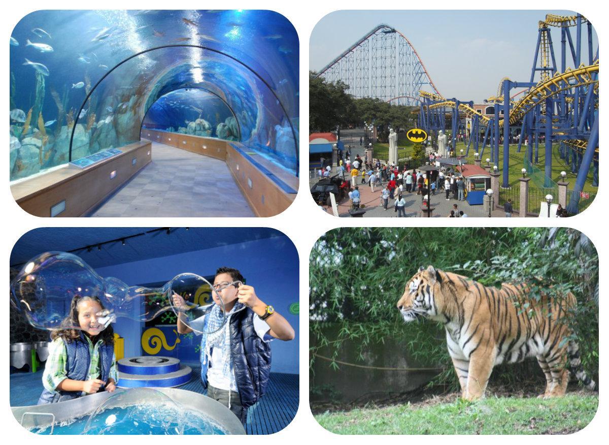 5 destinos para visitar con los niños - Turismo -