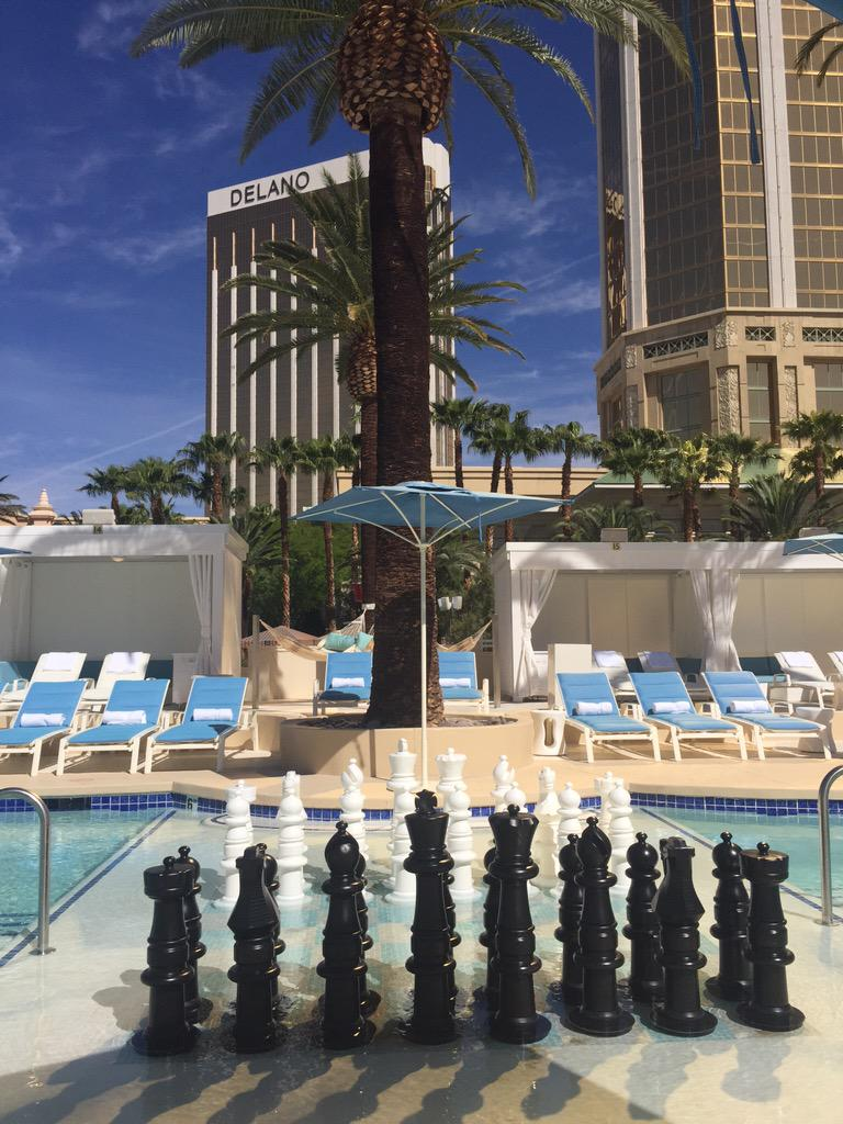 Welcome the all new Delano Beach Club to #LasVegas #DefiantlyInspired http://t.co/fl2VcEtsD9
