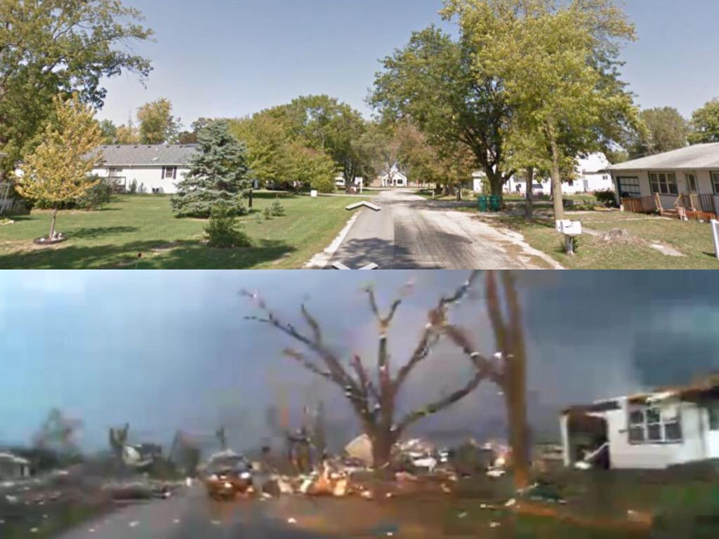 Chris Jackson On Twitter Fairdale Illinois Before And After