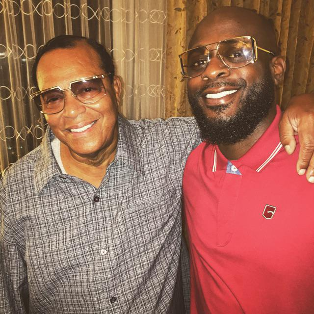 Got an opportunity tonight to sit in a closed room with Minister Farrakhan .. He defini...  http://t.co/OAiOakvMg9 http://t.co/S3qNT8w43k