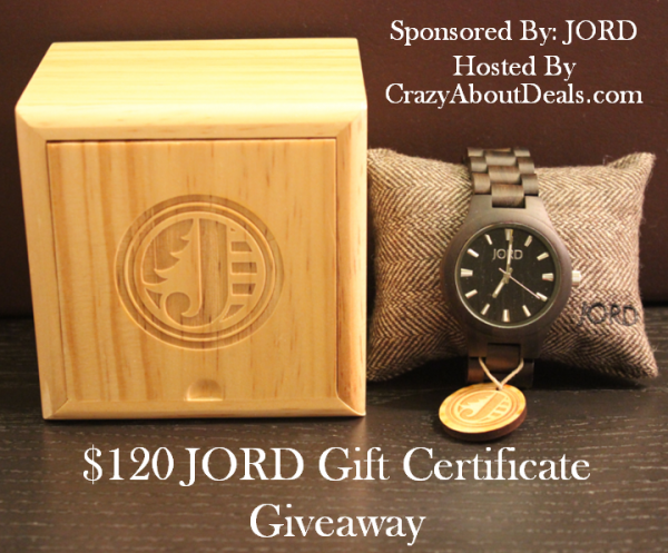 JORD Watch Review & $120 Gift Certificate #Giveaway http://t.co/mH42hAJm7e   #HandCrafted  @woodwatches_com http://t.co/MrYIv3SnpL