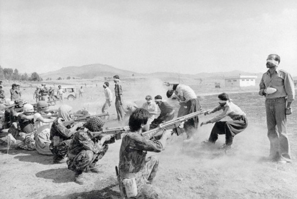 1979 Kurdish rebellion in Iran