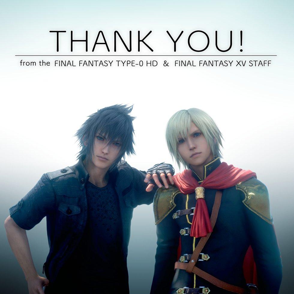 Final Fantasy Type-0 HD Ships 1 Million Copies