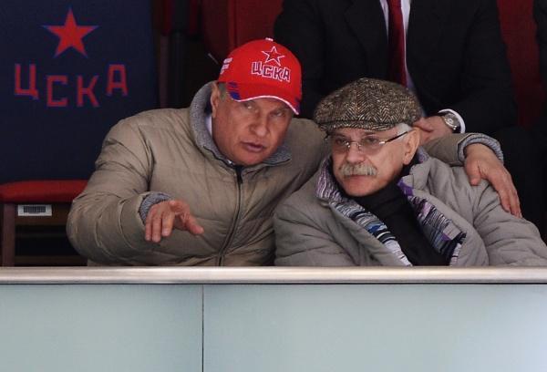 Сечин и Михалков