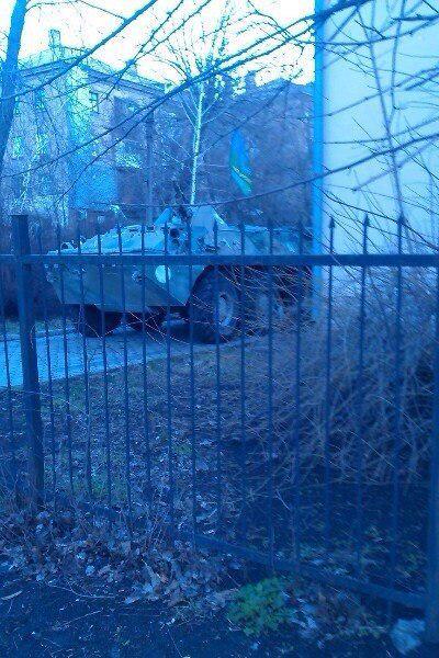 """""""Счастье - это когда дети не различают 120-миллиметровую мину от """"Града"""", а автомат - от пулемета"""", - украинские бойцы в поселке Счастье - Цензор.НЕТ 443"""
