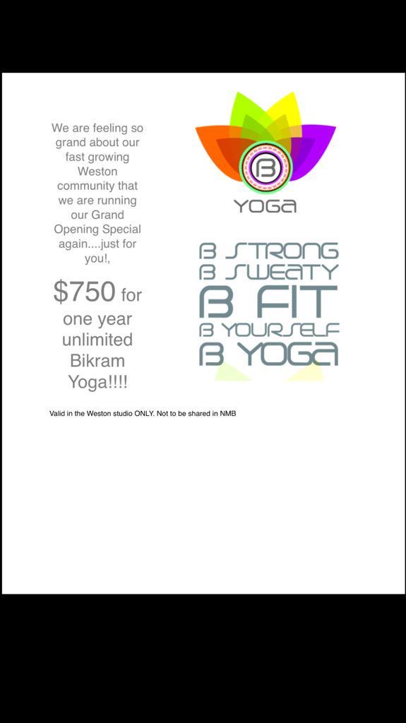 b yoga nmb