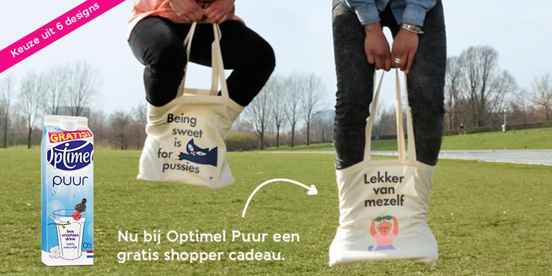 Heb jij de Optimel Puur shopper al aangevraagd? Koop Optimel Puur en vul de code in: http://www.optimel.nl/puur
