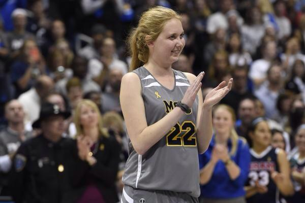 Lauren Hill is like family in the basketball world. Never gave up and always smiling. #Blessed2BeABlessing R.I.H.