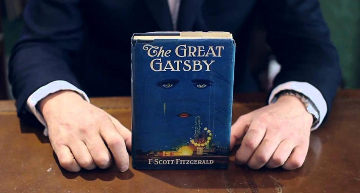 "Published 90 years ago today, ""The Great Gatsby"" was a commercial and critical failure. http://t.co/5yzicBAgrP http://t.co/s63F0N4Mt6"