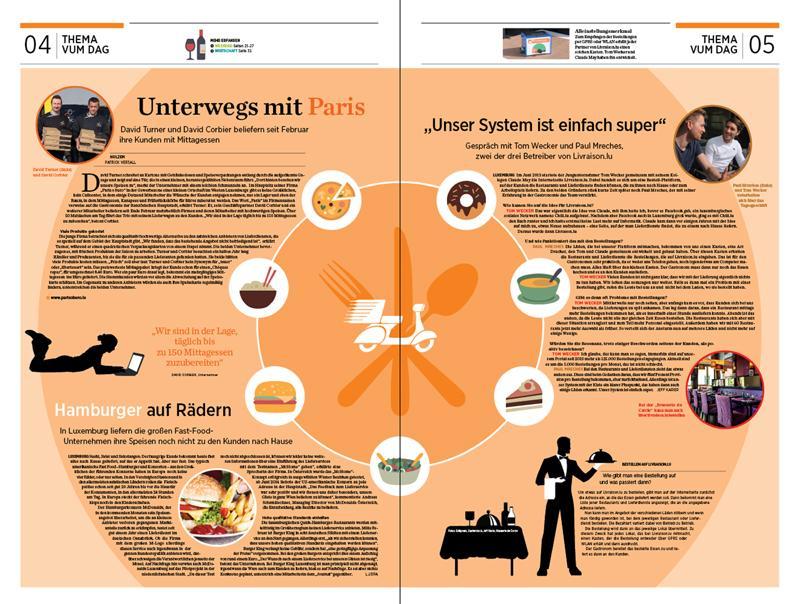 PRESSE und mehr - Magazine cover