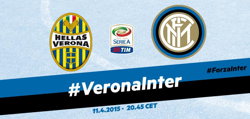 Rojadirecta VERONA INTER streaming orari partita diretta tv Serie A oggi sabato 11 aprile 2015