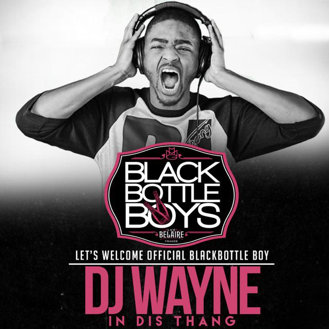 Congrats to ckbs own @wayneindisthang !!!!!! OFFICIAL BLACK BOTTLE BOY word to @rickyrozay...  http://t.co/WiT0Sjqxdj http://t.co/S85OJhV4SO