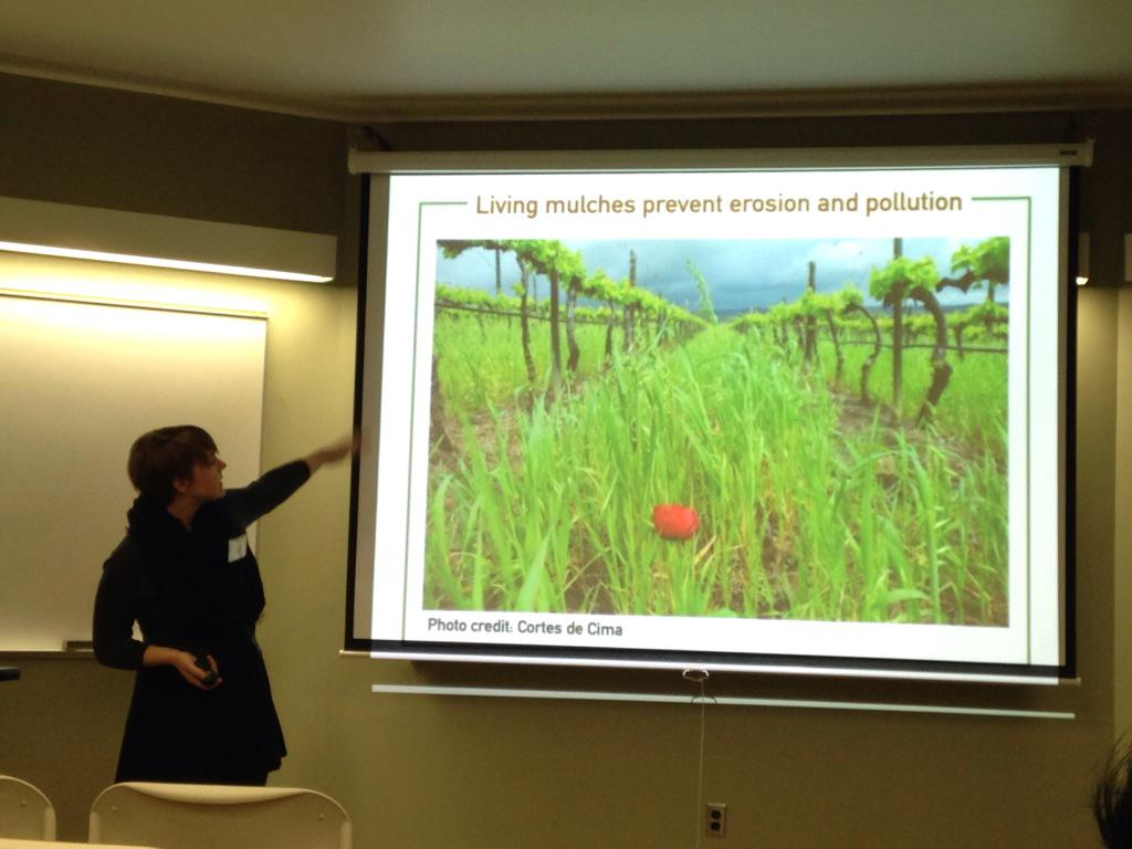 Living mulches can help save topsoil! Intriguing research on mitigating yield loss by Michelle Dobbratz #sustumn http://t.co/mzxp3hw70L
