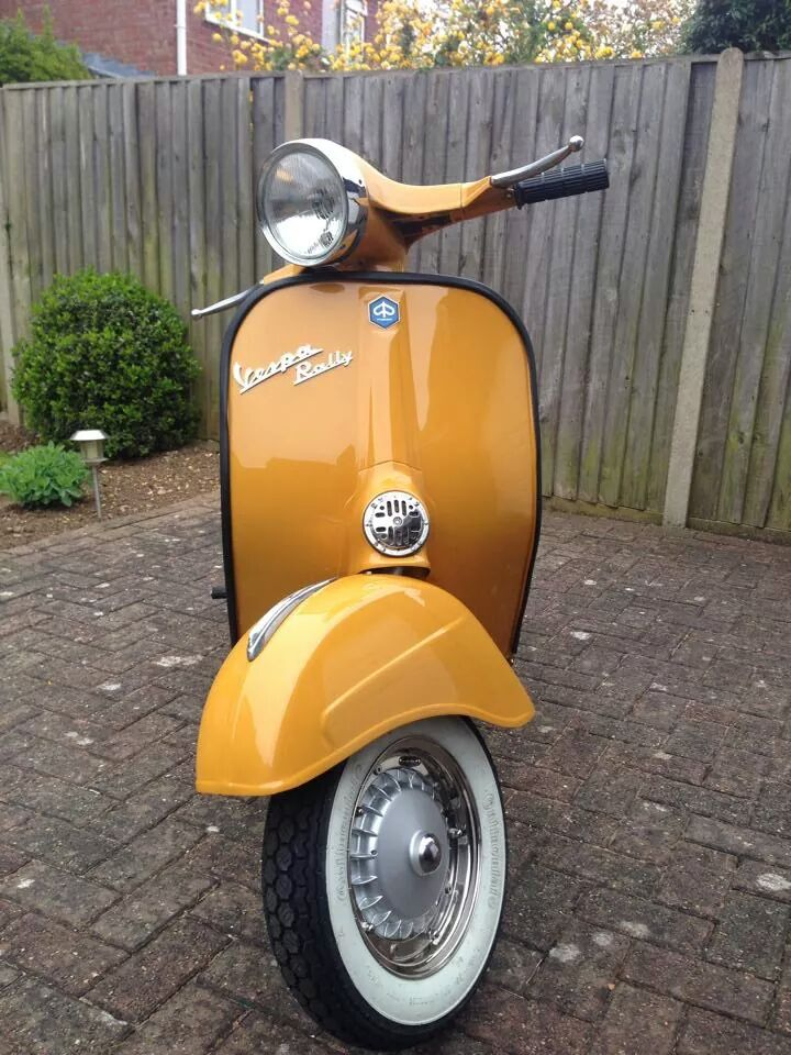 Jubilee Scooters On Twitter Classic Vespa Rally 180 Finished In