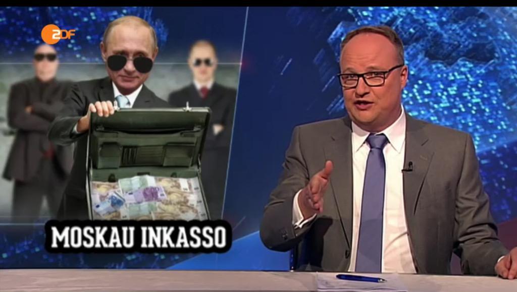 Zdf On Twitter Sich Von Russen Geld Leihen Immer Eine