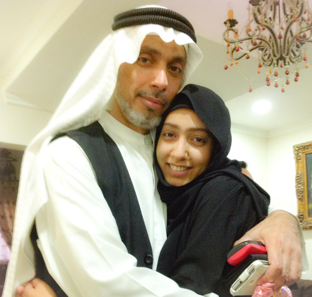 One day we'll be reunited with our loved once.. Freedom to my father.. freedom to all   #Khalil_Alhalwachi #Bahrain http://t.co/3Z46WXoYAE