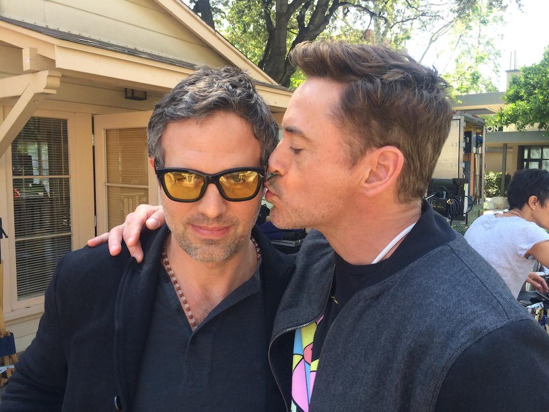 RDJ using the #ScienceBros tag just KILLS me lol RT@RobertDowneyJr: Always love the bad boys. #ScienceBros http://t.co/UMPAxNRUo9