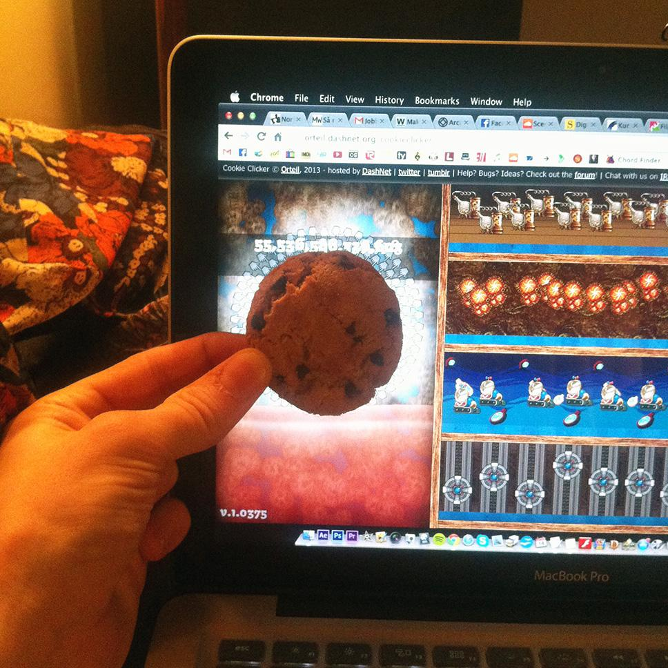 Cookie Clicker Cookieclickr Twitter