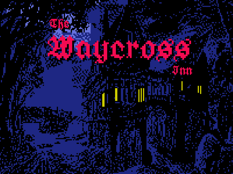 The Waycross Inn : An RPG / Adventure game about running an olde tavern. #screenshotsaturday @indiegamemag #gamedev http://t.co/Lj0phps7c7