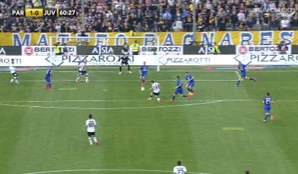 VIDEO Parma-Juventus 1-0, ecco il gol di José Mauri su assist di Belfodil