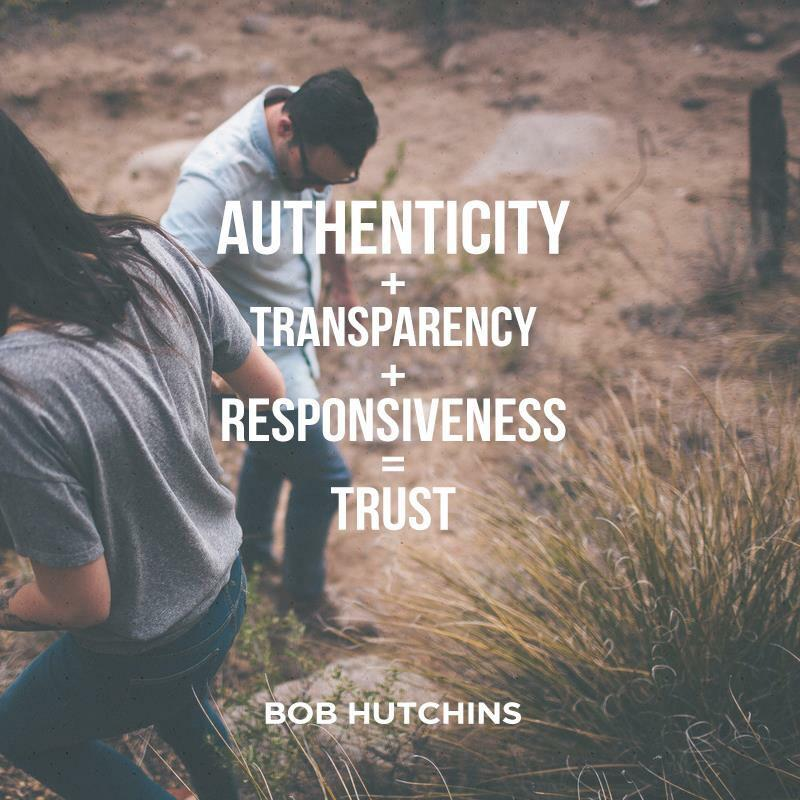 Here is how you build trust ... http://t.co/XPoFCSnrX9