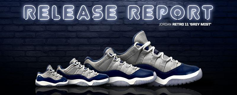 668046c5626 releasereport the latest jordan retro 11 just dropped -  - scoopnest.com