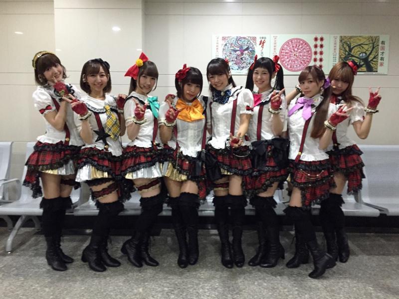 """謝謝♡ """"@kisalantis: Lantis Festival ANISONG WORLD TOUR 2015 上海公演初日終演しました!ありがとうございました! #lovelive pic.twitter.com/1ALplRYhLT"""""""