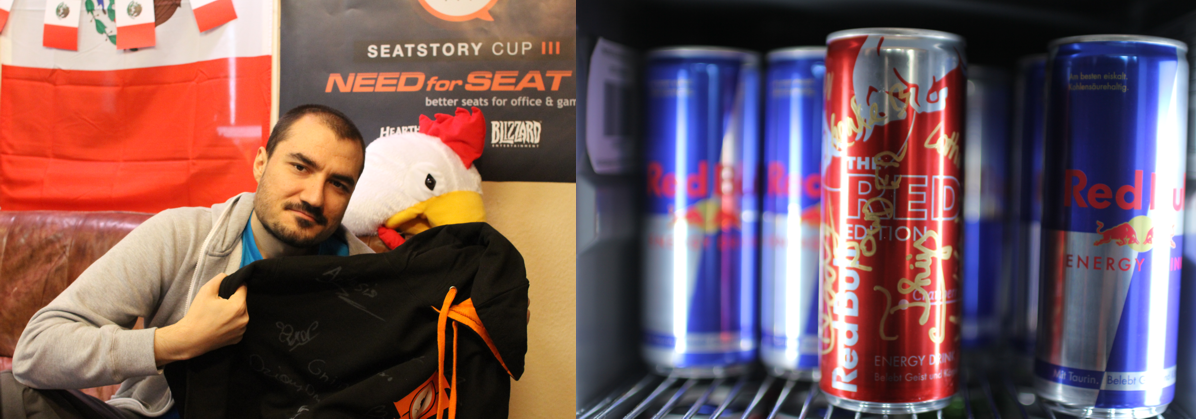RAFFLE: What was your favourite #SSC moment so far? Follow & Tweet for a signed #SSC hoodie & #RedBull can! http://t.co/wRpYVaHn7w