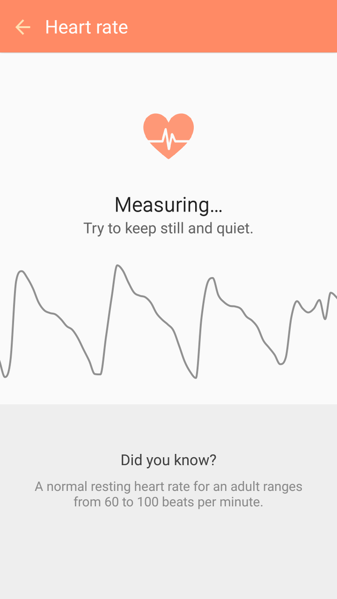 Ryan Houdek On Twitter The Sgs6 Has A Heart Rate Sensor Seems My How To Set Up Circuit Generates Weird Graph Http Tco Y2ecjdabl4